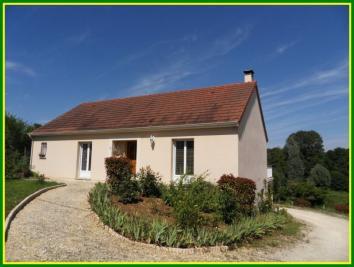 Maison St Martin d Auxigny &bull; <span class='offer-area-number'>135</span> m² environ &bull; <span class='offer-rooms-number'>7</span> pièces