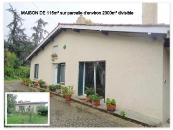 Maison Toulouse &bull; <span class='offer-area-number'>115</span> m² environ &bull; <span class='offer-rooms-number'>5</span> pièces