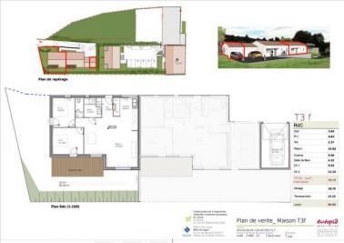 Maison St Denis sur Coise &bull; <span class='offer-area-number'>76</span> m² environ &bull; <span class='offer-rooms-number'>3</span> pièces