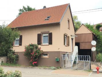 Maison Dinsheim sur Bruche &bull; <span class='offer-area-number'>112</span> m² environ &bull; <span class='offer-rooms-number'>5</span> pièces