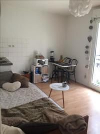 Appartement Metz &bull; <span class='offer-area-number'>21</span> m² environ &bull; <span class='offer-rooms-number'>1</span> pièce