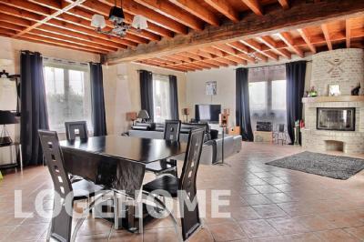 Maison Le Doulieu &bull; <span class='offer-area-number'>153</span> m² environ &bull; <span class='offer-rooms-number'>5</span> pièces