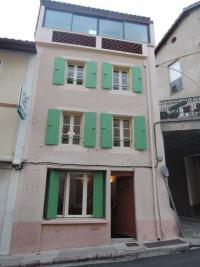 Maison Vernet les Bains &bull; <span class='offer-area-number'>49</span> m² environ &bull; <span class='offer-rooms-number'>3</span> pièces