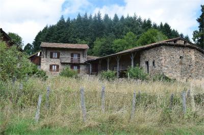 Maison St Just en Chevalet &bull; <span class='offer-area-number'>90</span> m² environ &bull; <span class='offer-rooms-number'>3</span> pièces