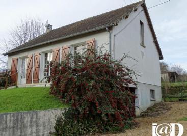 Maison Ligueil &bull; <span class='offer-area-number'>80</span> m² environ &bull; <span class='offer-rooms-number'>3</span> pièces