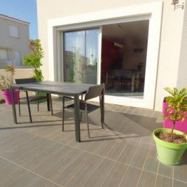 Maison St Thibery &bull; <span class='offer-area-number'>90</span> m² environ &bull; <span class='offer-rooms-number'>4</span> pièces