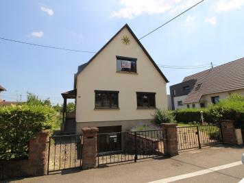 Maison Obernai &bull; <span class='offer-area-number'>89</span> m² environ &bull; <span class='offer-rooms-number'>4</span> pièces