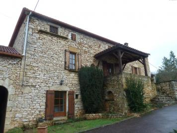 Maison Sauveterre la Lemance &bull; <span class='offer-area-number'>175</span> m² environ &bull; <span class='offer-rooms-number'>4</span> pièces