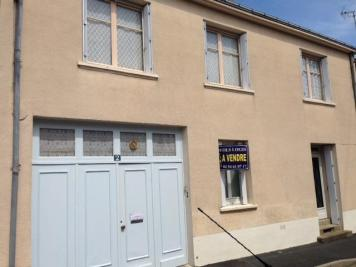 Maison Deols &bull; <span class='offer-area-number'>82</span> m² environ &bull; <span class='offer-rooms-number'>4</span> pièces