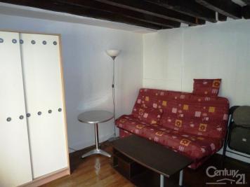 Appartement Paris 03 &bull; <span class='offer-area-number'>15</span> m² environ &bull; <span class='offer-rooms-number'>1</span> pièce