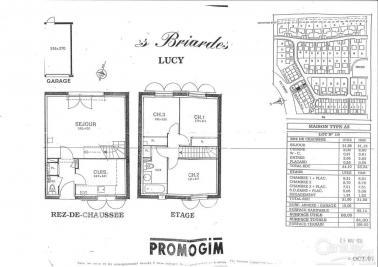 Maison Serris &bull; <span class='offer-area-number'>66</span> m² environ &bull; <span class='offer-rooms-number'>4</span> pièces