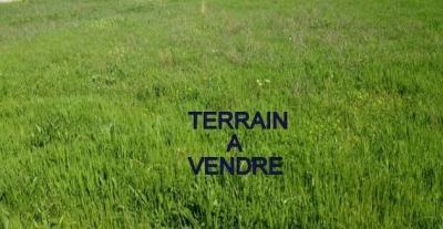 Terrain Vergeze &bull; <span class='offer-area-number'>350</span> m² environ