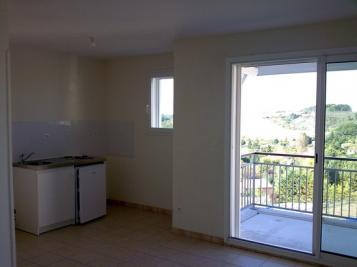 Appartement Coulounieix Chamiers &bull; <span class='offer-area-number'>45</span> m² environ &bull; <span class='offer-rooms-number'>2</span> pièces