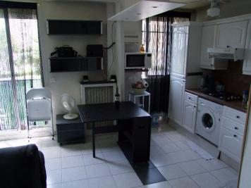 Appartement Nice &bull; <span class='offer-area-number'>27</span> m² environ &bull; <span class='offer-rooms-number'>1</span> pièce