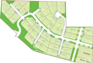 Terrain St Lubin en Vergonnois &bull; <span class='offer-area-number'>653</span> m² environ