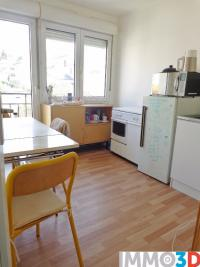 Appartement Malzeville &bull; <span class='offer-area-number'>57</span> m² environ &bull; <span class='offer-rooms-number'>3</span> pièces