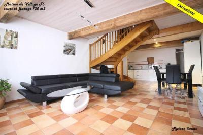 Maison Beaumont de Lomagne &bull; <span class='offer-area-number'>120</span> m² environ &bull; <span class='offer-rooms-number'>5</span> pièces