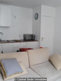 Appartement Bordeaux &bull; <span class='offer-area-number'>26</span> m² environ &bull; <span class='offer-rooms-number'>2</span> pièces