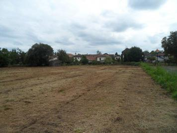 Terrain Sorde l Abbaye &bull; <span class='offer-area-number'>1 047</span> m² environ