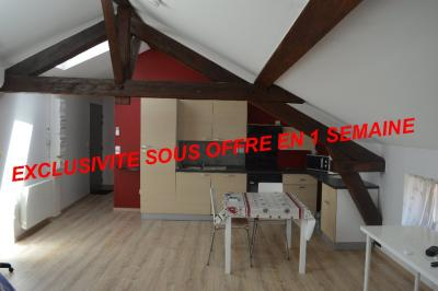 Appartement Chatillon sur Chalaronne &bull; <span class='offer-area-number'>47</span> m² environ &bull; <span class='offer-rooms-number'>2</span> pièces