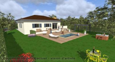 Maison Soucieu en Jarrest &bull; <span class='offer-area-number'>120</span> m² environ &bull; <span class='offer-rooms-number'>5</span> pièces