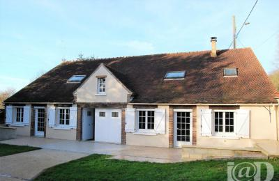 Maison Vaudeurs &bull; <span class='offer-area-number'>105</span> m² environ &bull; <span class='offer-rooms-number'>3</span> pièces