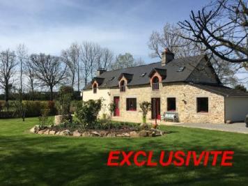 Maison St Aubin du Cormier &bull; <span class='offer-area-number'>130</span> m² environ &bull; <span class='offer-rooms-number'>5</span> pièces