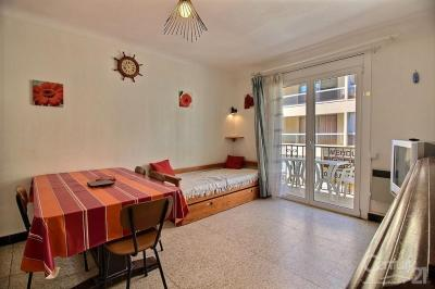 Appartement Canet en Roussillon &bull; <span class='offer-area-number'>38</span> m² environ &bull; <span class='offer-rooms-number'>2</span> pièces