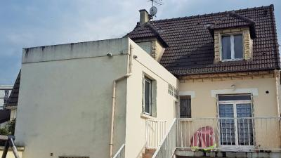 Maison Pierrefitte sur Seine &bull; <span class='offer-area-number'>120</span> m² environ &bull; <span class='offer-rooms-number'>7</span> pièces