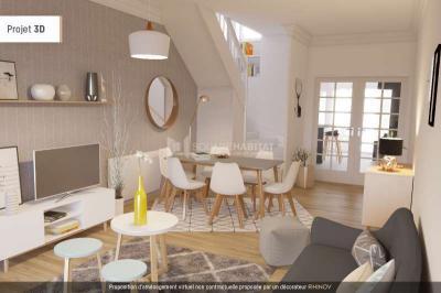 Maison Nantes &bull; <span class='offer-area-number'>71</span> m² environ &bull; <span class='offer-rooms-number'>3</span> pièces