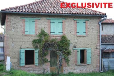 Maison Lombez &bull; <span class='offer-area-number'>100</span> m² environ &bull; <span class='offer-rooms-number'>4</span> pièces