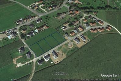 Terrain Traubach le Haut &bull; <span class='offer-area-number'>1 100</span> m² environ