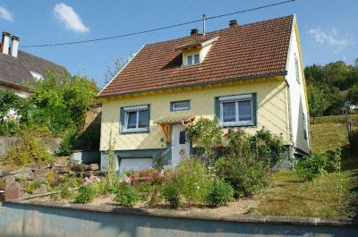 Maison St Blaise la Roche &bull; <span class='offer-area-number'>95</span> m² environ &bull; <span class='offer-rooms-number'>5</span> pièces