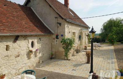 Maison Chatillon sur Indre &bull; <span class='offer-area-number'>120</span> m² environ &bull; <span class='offer-rooms-number'>4</span> pièces