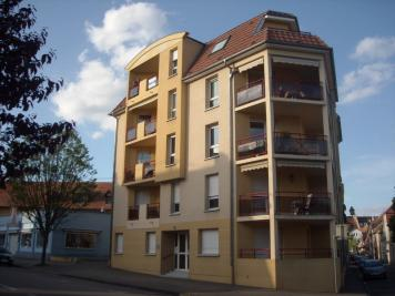Appartement Selestat &bull; <span class='offer-area-number'>53</span> m² environ &bull; <span class='offer-rooms-number'>2</span> pièces