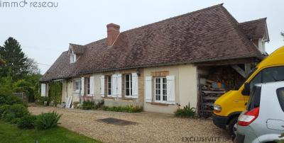 Maison Ecouis &bull; <span class='offer-area-number'>110</span> m² environ &bull; <span class='offer-rooms-number'>6</span> pièces