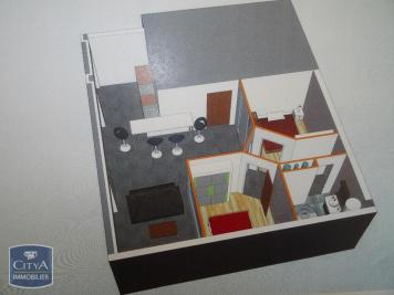 Appartement Laval &bull; <span class='offer-area-number'>61</span> m² environ &bull; <span class='offer-rooms-number'>3</span> pièces
