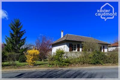 Maison St Florent sur Cher &bull; <span class='offer-area-number'>94</span> m² environ &bull; <span class='offer-rooms-number'>4</span> pièces