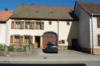 Maison St Blaise la Roche &bull; <span class='offer-area-number'>125</span> m² environ &bull; <span class='offer-rooms-number'>6</span> pièces
