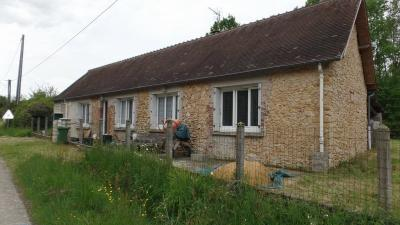 Maison Semur en Vallon &bull; <span class='offer-area-number'>79</span> m² environ &bull; <span class='offer-rooms-number'>2</span> pièces