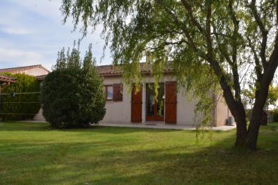 Maison Bruguieres &bull; <span class='offer-area-number'>90</span> m² environ &bull; <span class='offer-rooms-number'>4</span> pièces