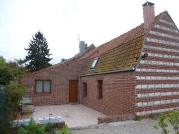 Maison Ennevelin &bull; <span class='offer-area-number'>90</span> m² environ