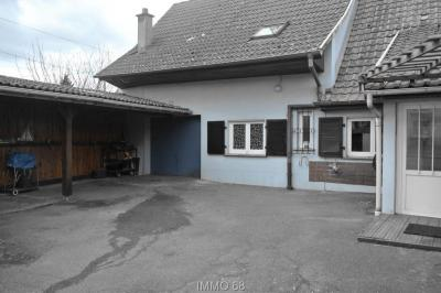 Maison Ensisheim &bull; <span class='offer-area-number'>119</span> m² environ &bull; <span class='offer-rooms-number'>4</span> pièces