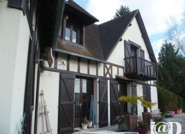 Maison Heudreville sur Eure &bull; <span class='offer-area-number'>147</span> m² environ &bull; <span class='offer-rooms-number'>5</span> pièces
