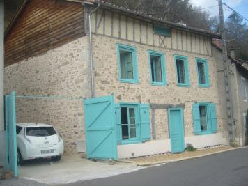 Maison St Leonard de Noblat &bull; <span class='offer-area-number'>90</span> m² environ &bull; <span class='offer-rooms-number'>3</span> pièces