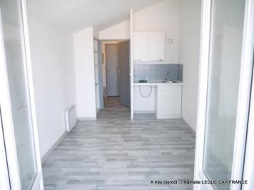 Appartement Sion sur L Ocean &bull; <span class='offer-area-number'>23</span> m² environ &bull; <span class='offer-rooms-number'>1</span> pièce
