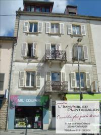 Appartement Pontarlier &bull; <span class='offer-area-number'>45</span> m² environ &bull; <span class='offer-rooms-number'>1</span> pièce