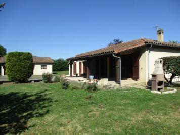 Maison Montrejeau &bull; <span class='offer-area-number'>115</span> m² environ &bull; <span class='offer-rooms-number'>5</span> pièces