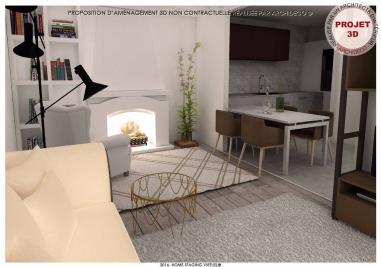 Maison Villelongue d Aude &bull; <span class='offer-area-number'>75</span> m² environ &bull; <span class='offer-rooms-number'>2</span> pièces