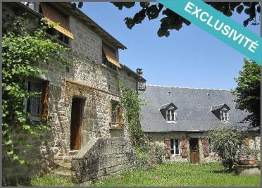 Maison Marcillac la Croisille &bull; <span class='offer-area-number'>125</span> m² environ &bull; <span class='offer-rooms-number'>6</span> pièces